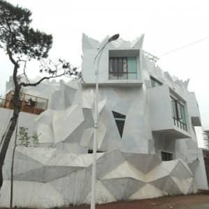 Urban iceberg... Yangjiang Group studio