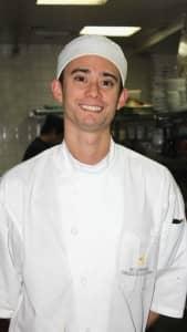 Chef Bo Sorensen ...