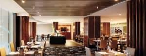 Cafe Mix ... Shangri-La hotel