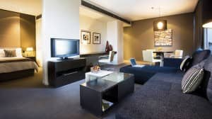 A beautiful self-contained suite...Fraser Suites Sydney