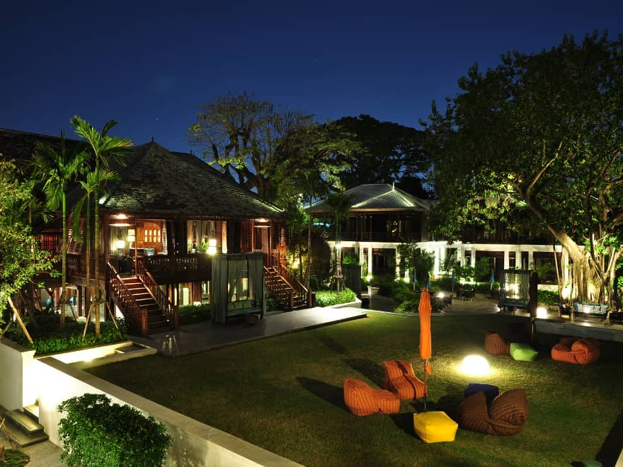 The 137 Pillars House, Chiang Mai