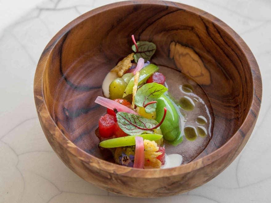 CasCades Restaurant, Ubud Bali