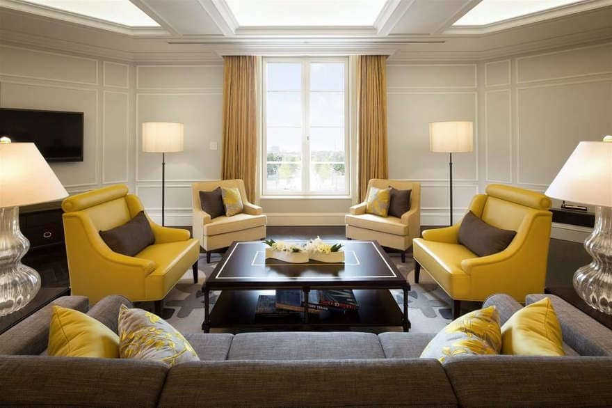 The Royal Suite at the Tokyo Station Hotel, Tokyo, Japan