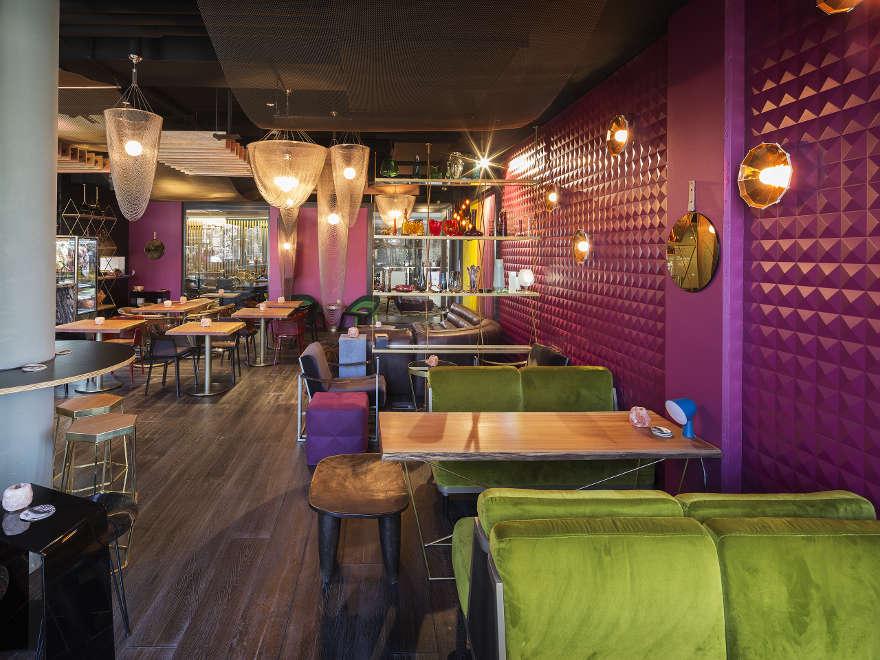 Joes Bar, the East Hotel, Singapore