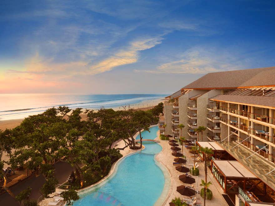 Double Six Luxury Hotel, Bali
