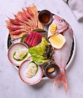 Raw Seafood Plate