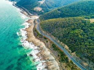 Ride the Great Ocean Road
